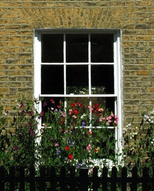 Georgian Sash Window